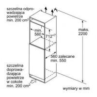 Встраиваемая морозильная камера SIEMENS GI11VAD30