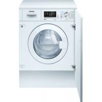 Встраиваемая стирально-сушильная машина SIEMENS WK14D541EU