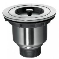Сливной клапан кухонной мойки с корзинкой Kraus BST-1